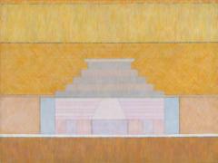 Ruyala, 2001. Acrylic on canvas