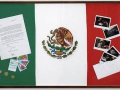 Simon Fujiwara, Letters from Mexico, 2011