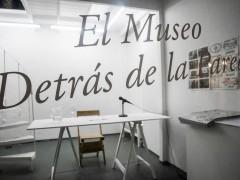 El Museo Detrás de la Pared