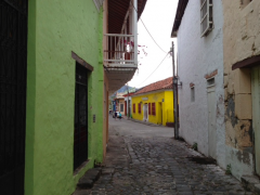 Calle de Honda