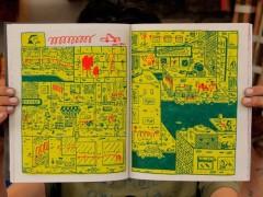 Troble cómic presenta: Obra negra: Todos los días de mi vida
