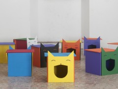 Case study cat houses