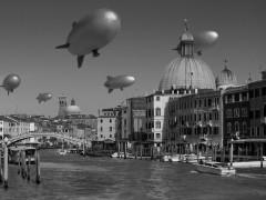 Sciame di Dirigibili (Zeppelin Swarm)