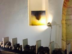 Antonello Ottonello y Pinuccio Sciola
