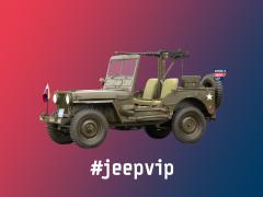 Jeep VIP, 2015