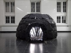 Coal igloo