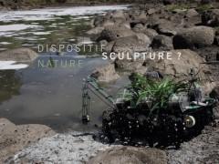 Invitation 2015 - DISPOSITIF / NATURE = SCULPTURE ? -