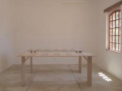 Light and matter. Oval path, 2012