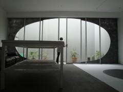 Ejercicios de luz y materia. Estudio abierto, 2012