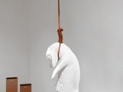 Escuela para cadáveres, 2008, Laboratorio 390, Museo de las Artes, Guadalajara, México.
