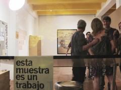 """Exposición: """"Compulsión a la repetición"""" muestra mutante y open studio de Jonathan Harker"""
