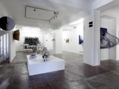"""Vista de la exposición """"Idea Fija"""""""