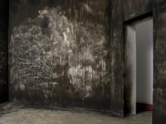 """""""La furia de Léucade (habitación quemada)"""", 2009."""