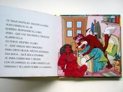 """""""Caperucita la más roja"""""""