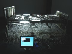 Exposición Afecciones Colaterales/ Festival de Artes Electrónicas y Video TRANSITIO_MX 4