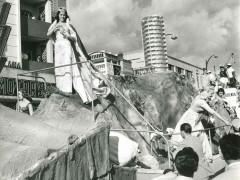 Leo Matiz, Carnavales en Caracas, 1954.
