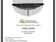 """Exposición: """"Evolución"""""""