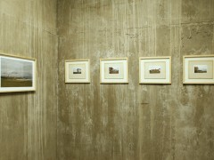 Obra exhibida en galería de arte