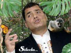 Correa y la Selva