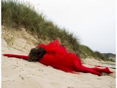 """""""La Tache Rouge"""" (La mancha roja)"""