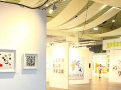 Pinta - art show