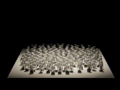 Sans titre (figurants), 2009-2011