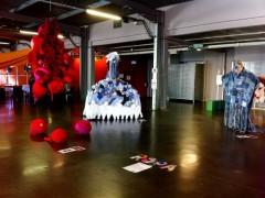 Exhibition in H14 Bordeaux