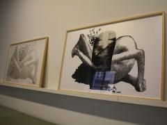 Extracto - Dessins contemporains d'artistes sud-américains