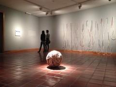 Exhibition view Progresión - Gradación