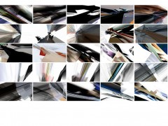 from the Mindscapes series #5, 2011. Video, 0'58'', still frames
