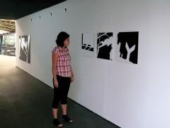 Exhibition view at São Paulo Cultural Center, São Paulo, Brazil, 2008