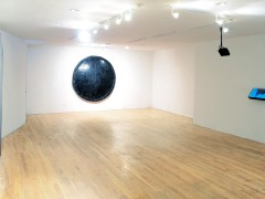 Installation view at Y Gallery NY