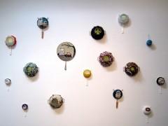 "Part of solo exhibition ""Mirror Mirror off the Wall"" at Corridor Gallery"