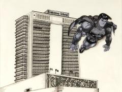 Superman in Havana