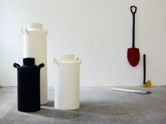 Milk Containers + Tools