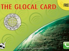 The Glocal Card