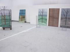Installation view (2015 Series)