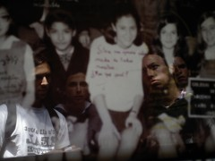 """De la serie Buena Memoria """"Puente de la Memoria 3"""" 1997 Fotografía directa, 51 x 68 cm.1"""