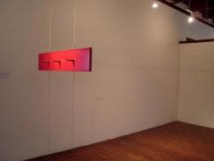 Subterfugio escultórico en el espacio, 2007