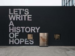 Let's write a history of hopes