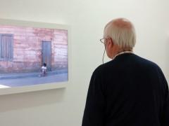 Im Oberlichtraum, Galerie Michael Sturm. Stuttgart. Germany. 2012