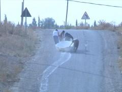 Cayuco, Sillage Oujda/Mellida, 2012