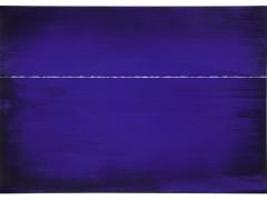 La línea h (azul)