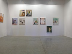 """Exhibition view """"On belief"""""""