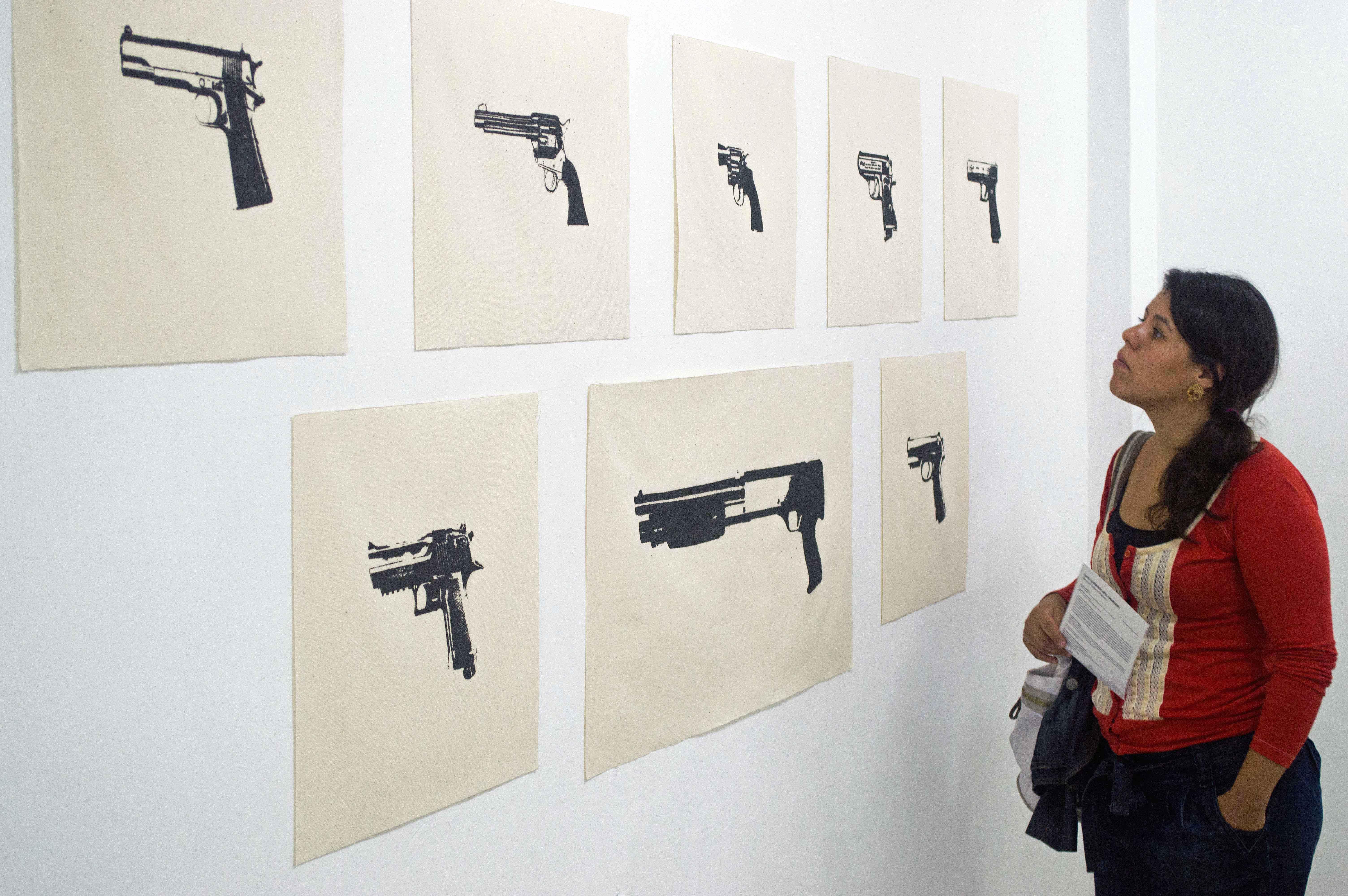 Guns do not kill