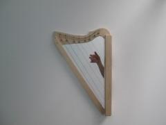 Communitas (Wall / Harp), 2012