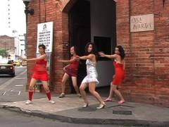 Cali Choreography Dancing Show