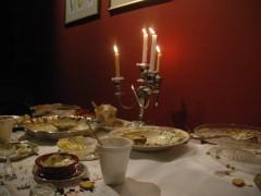 Banquete de Papas