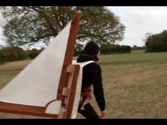 Sail (video still)
