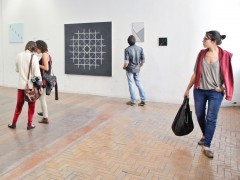 """Opening of the exhibition """"Oásis"""""""